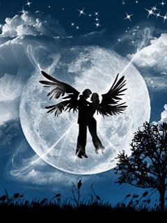 hình ảnh nền Mặt Trăng đẹp, dể thương, kute nhất
