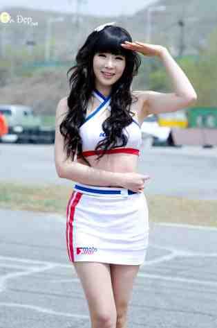 Nét Quyến Rủ Của Gái Hàn Quốc